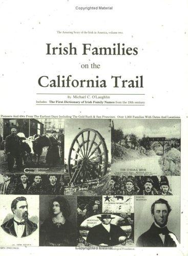 Irish Families on the California Trail pdf