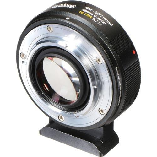 Metabones Speed Booster ULTRA 0.71 Xアダプタfor Olympus OM - Systemレンズマイクロ4つthirds-mountカメラ   B01IUP20TA
