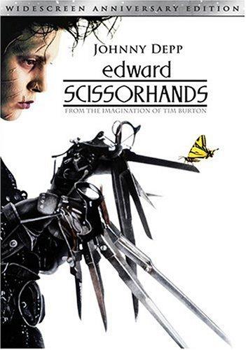 Amazon Com Edward Scissorhands Widescreen Anniversary Edition Johnny Depp Winona Ryder Dianne Wiest Anthony Michael Hall Kathy Baker Robert Oliveri