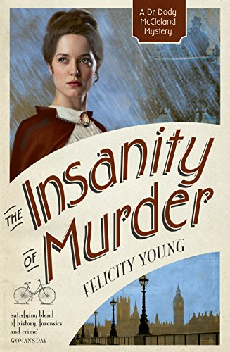 The Insanity of Murder (Dr Dody McCleland Mysteries) cover