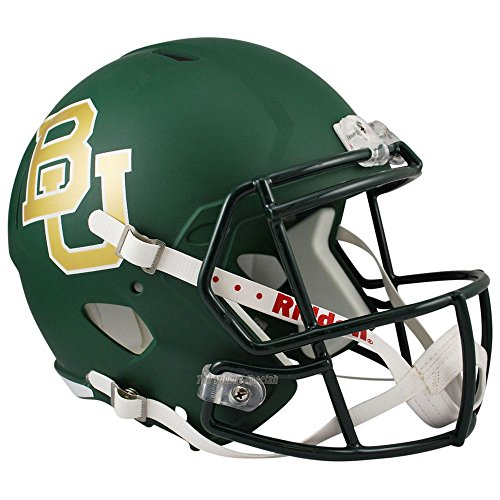 Baylor Bears Officially Licensed NCAA Speed Full Size Replica Football Helmet by Riddell