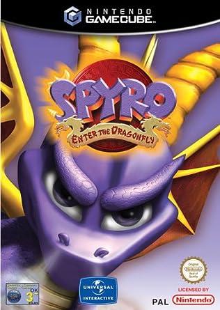 Spyro Enter The Dragonfly Game Cube Ver. Reino Unido: Amazon ...