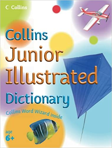 Book Collins Junior Illustrated Dictionary (Collins Primary Dictionaries)