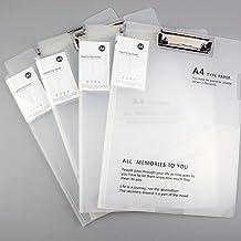A4 Report Folder Clipboard Writing Board Folder,4 Series/Pack