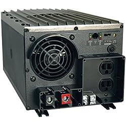 Tripp Lite Power Industrial Inverter, 2000W, 12VDC, 120V, RJ45, 5-15R 2-Outlets for RVs,Trucks, Fleet Vehicles & Emergency Vehicles (PV2000FC)
