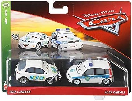 Mattel Cars 3 Pack 2 Coches: Amazon.es: Juguetes y juegos