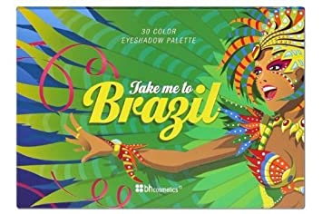 Take Me To Brazil Eyeshadow Palette Amazon Co Uk Beauty