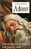 Moses, Emil Bock, 0863150179