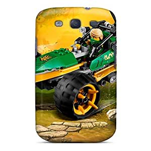 Samsung Galaxy S3 IJN16971pFZX Support Personal Customs High Resolution The Lego Movie Series Bumper Hard Cell-phone Cases -CharlesPoirier