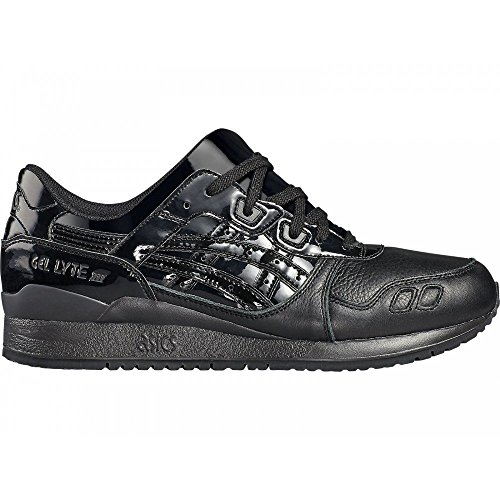 Asics - Gel Lyte III Black Platinum Collection - Sneakers Femme