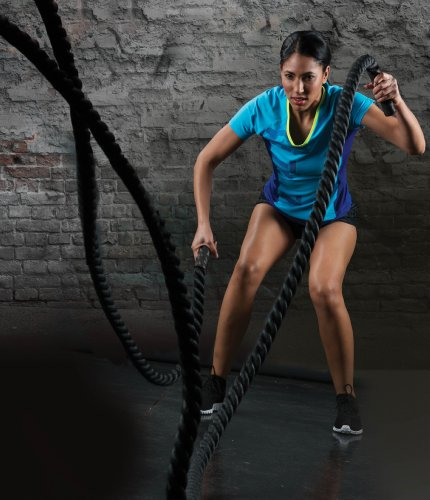 SPRI Conditioning Heavy Fitness Ropes