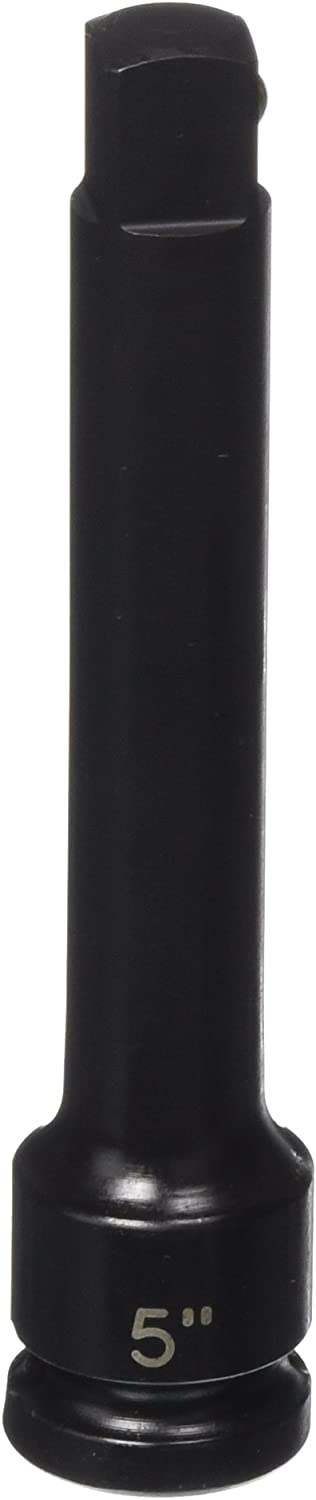 """GREY PNEUMATIC 1//2/"""" Drive x 10/"""" Extension w// Friction Ball 2210E"""