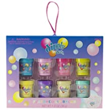 Dippin Dots 8 Pieces Flavored Lip Balm Set by Dippin' Dots