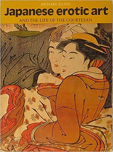 Erotic art Japanese