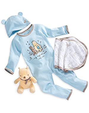 Winnie The Pooh Layette Gift Set for Baby