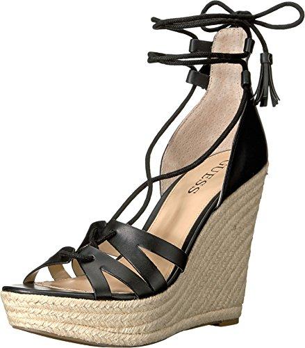 GUESS Womens Ollina Platform Sandals