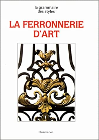 La Ferronnerie d' art pdf ebook