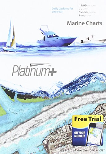 Navionics Platinum+ SD 904 US Ne & Canyons Nautical Chart on SD/Micro-SD Card - MSD/904P+