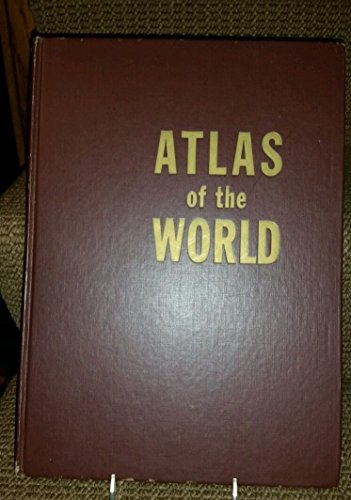The Columbia Standard Atlas of the World - 1959 -