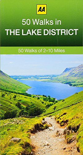 50 Walks in Lake District
