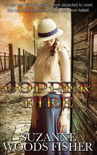book cover of Copper Fire