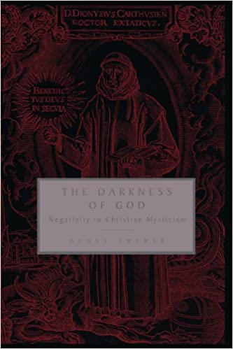 An analysis of the mysticism in christian theology