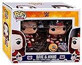 Funko Pop! WWE Exclusive 2 Pack Bella Twins (Brie & Nikki)