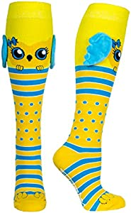 Sweepstakes: Women's Knee High Socks With Wings & Grippy...