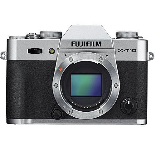 Fujifilm X-T10 Body Silver Fotocamera Digitale, Argento product image