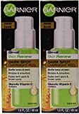 Garnier Skin Renew Clinical Dark Spot Overnight Peel, 1.6 Ounce, (Pack of 2)