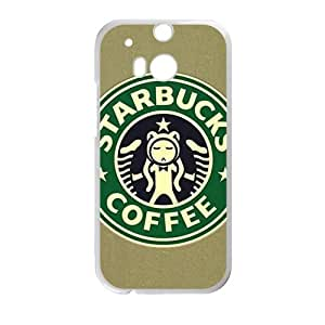 WAGT Starbucks design fashion cell phone case for HTC One M8