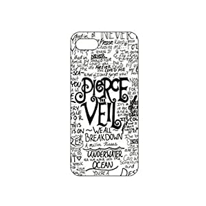 iBaste New Graffiti Pierce The Veil Band Quote Hard Case Design For iPhone5 5s