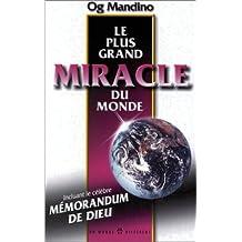 Le plus grand miracle du monde