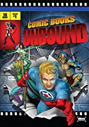 Comic Books Unbound (Starz Inside)