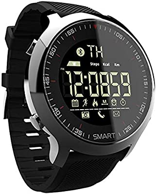 YZPZHSB Impermeable Profesional Reloj Inteligente Hombres ...