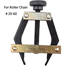 Minireen Roller Chain Puller Holder Connection Tool for #25 to #60 Roller Chains\ Motorcycle\ Bicycle\ Go Kart\ ATV\ Chains Replacing