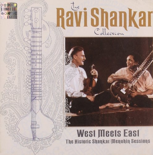 West Meets East: The Historic Shankar / Menuhin (East West Cd)