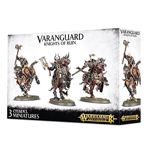 Varanguard Knights of Ruin - Chaos Everchosen - Age of Sigmar