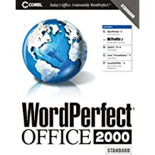 WordPerfect Office 2000 Standard