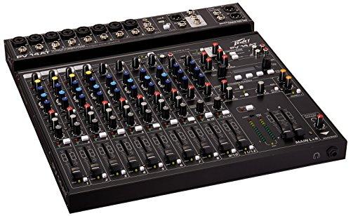 Peavey PV 14 AT Mixer - Mixer Peavey Audio