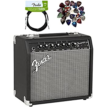fender champion 20 20 watt electric guitar amplifier musical instruments. Black Bedroom Furniture Sets. Home Design Ideas