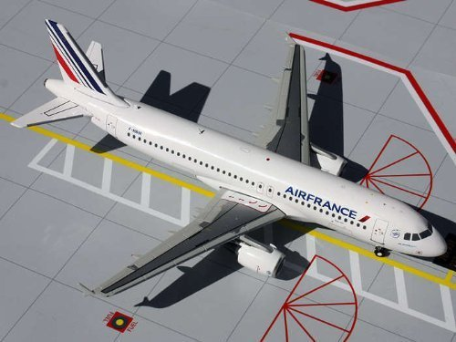 Gemini Jets Air France A320 Diecast Aircraft [parallel import goods]