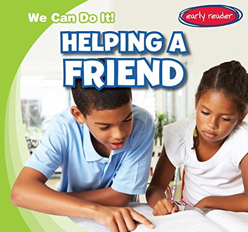 Download Helping a Friend (We Can Do It!) pdf