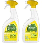 Seventh Generation Natural Tub & Tile Cleaner - Emerald Cypress & Fir - 32 oz (Pack of 2)