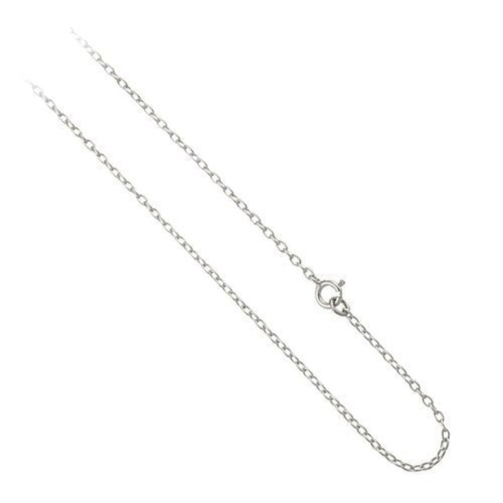 Extra Large Fine Belcher Anklet/Ankle Bracelet/Ankle Chain Sterling Silver 1.1 Grams - 11' Inches / 28 cms