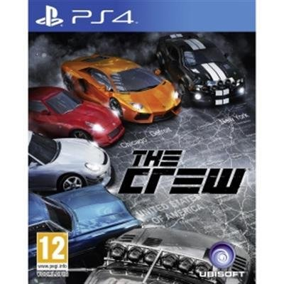 Ubisoft The Crew Limited Edition Ps4 -  Ubi Soft, MSS176301H01