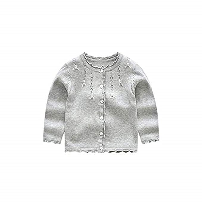 0eefd4bb20c4 Amazon.com  KiKibaby Knit Cardigan Sweater