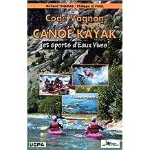 Code Vagnon canoë kayak et sports....