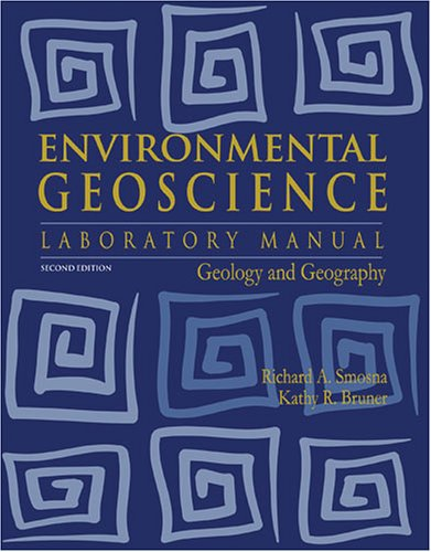 Laboratory Manual for Environmental Geosciences: Geology and Geography 11