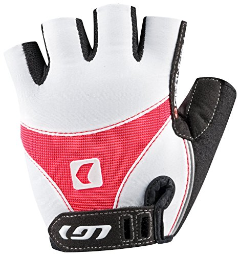 Louis Garneau Women's 12C Air Gel Cycling Gloves, Diva Pink, (Garneau Womens Glove)